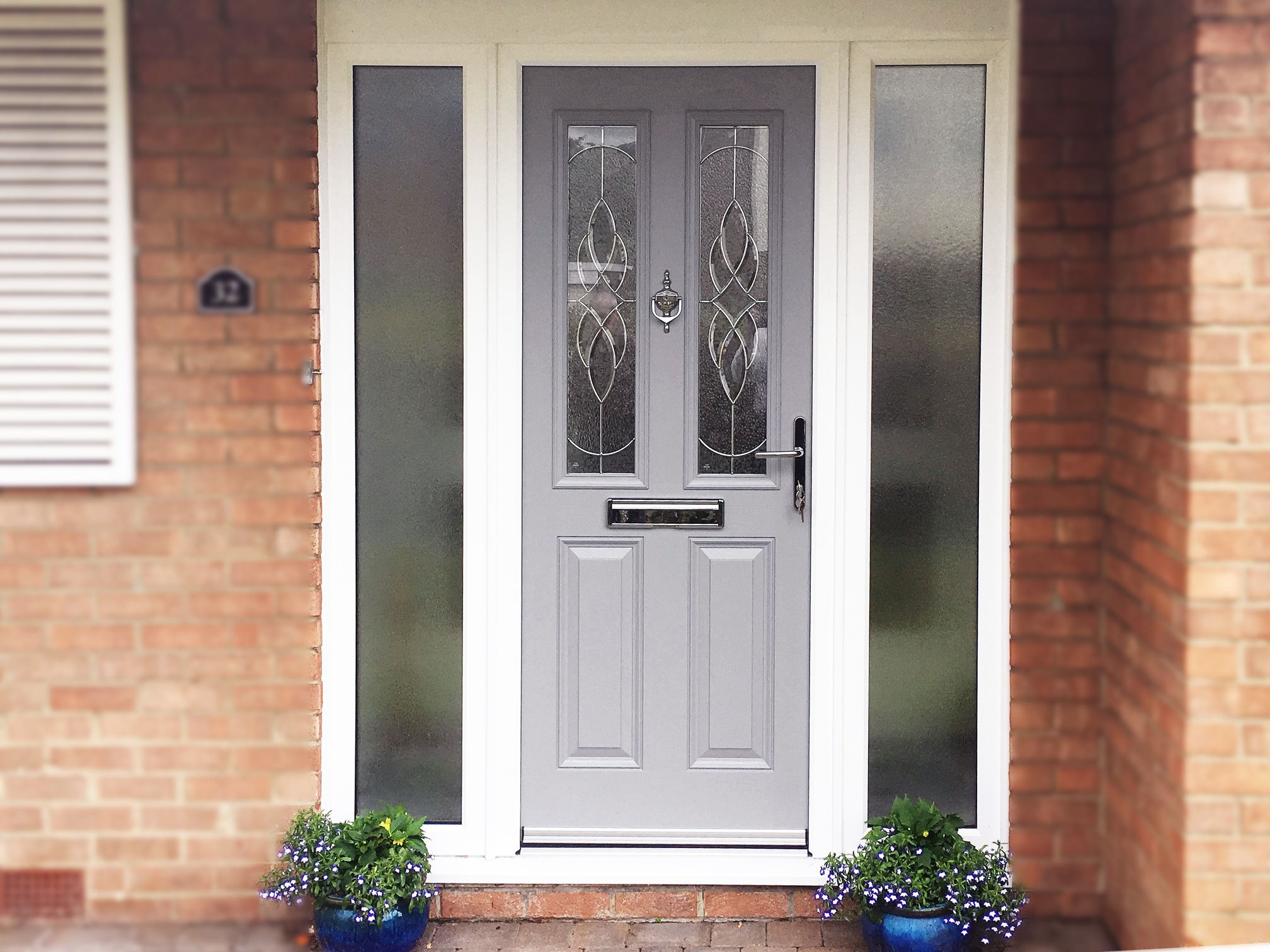 This Lovely Installation Is The Ever Popular Altmore Composite Door,