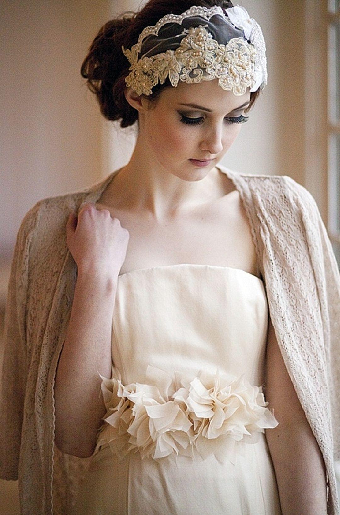 10 Vintage Wedding Headpiece Ideas For Bridal Elegant Look In 2020 Bridal Headpieces Bridal Cap Vintage Wedding
