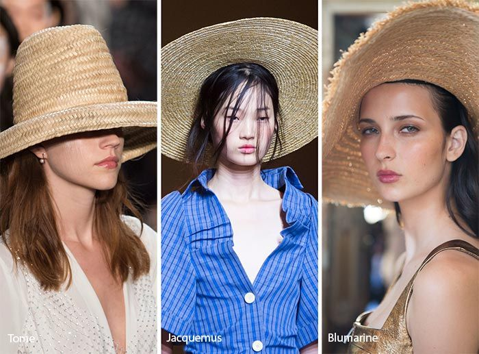 e4f4814097d37 Spring/ Summer 2017 Headwear Trends | Headwear Trends Spring/Summer ...
