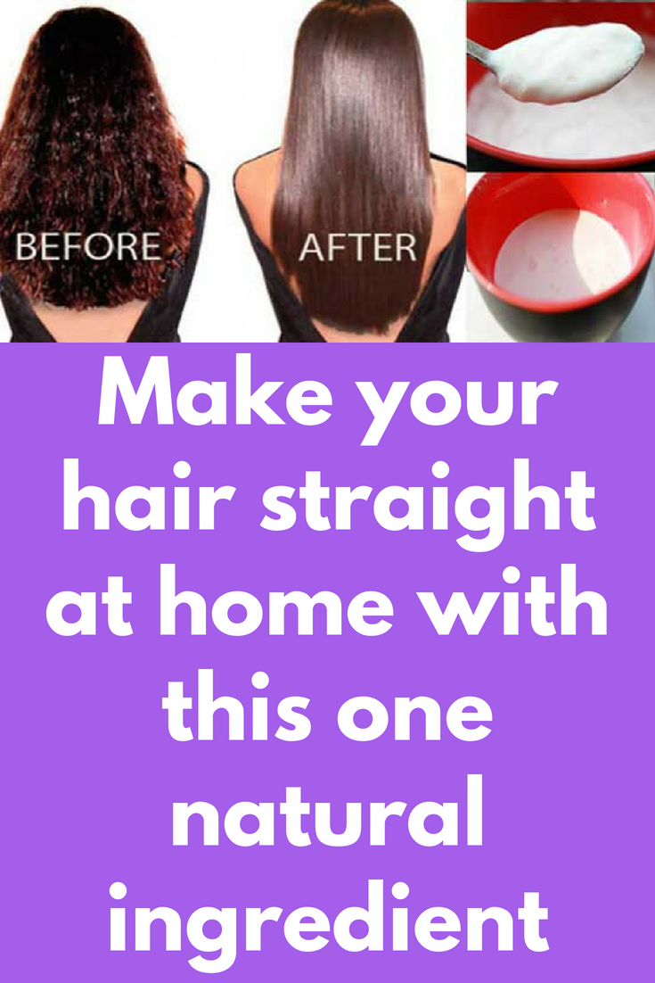 how to take care of permanently straightened hair