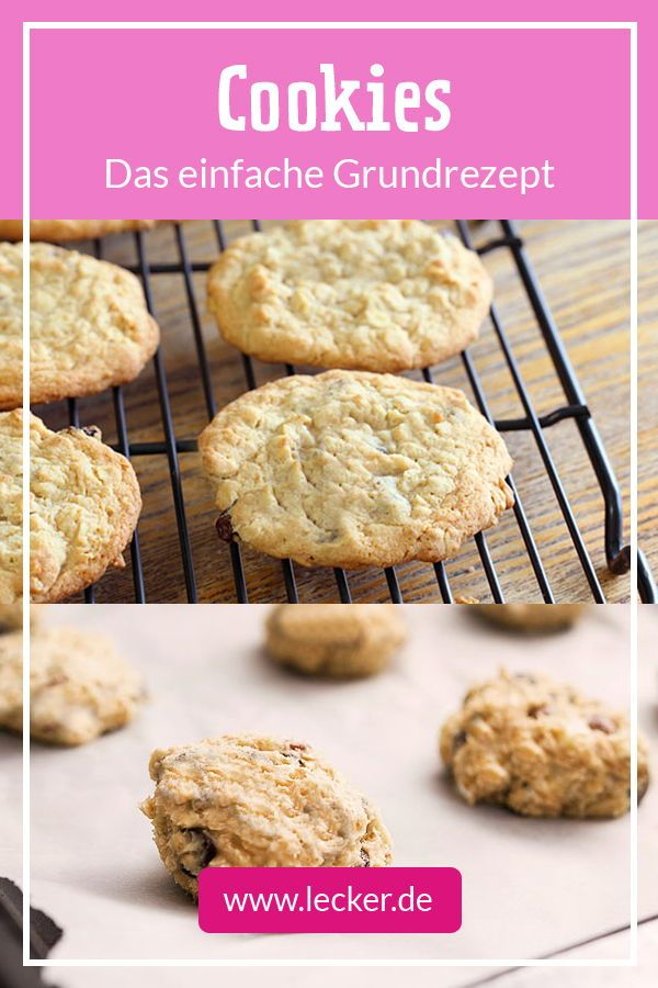 Cookies selber machen - so geht's! | LECKER #pumpkinspicecupcakes