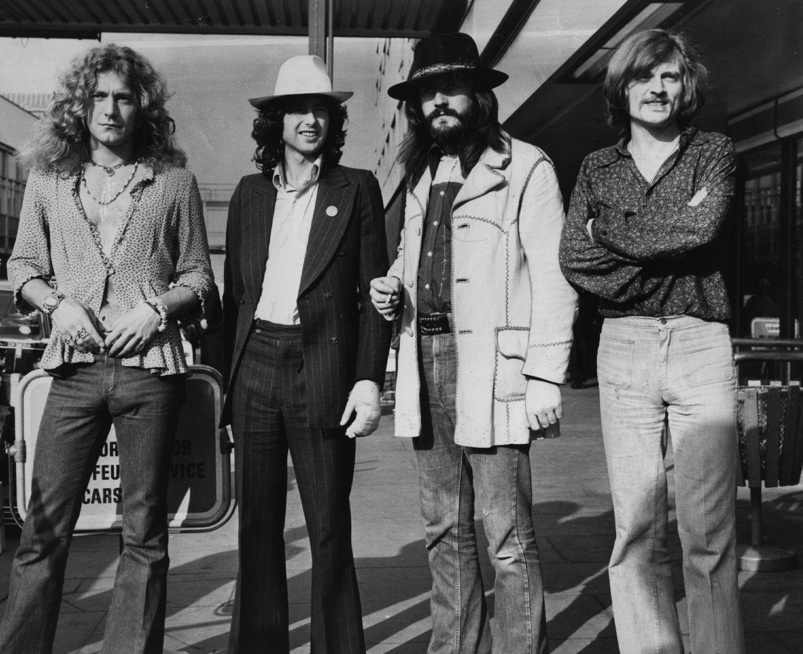 Led Zeppelin Com Imagens Zeppelin Melhores Bandas De Rock