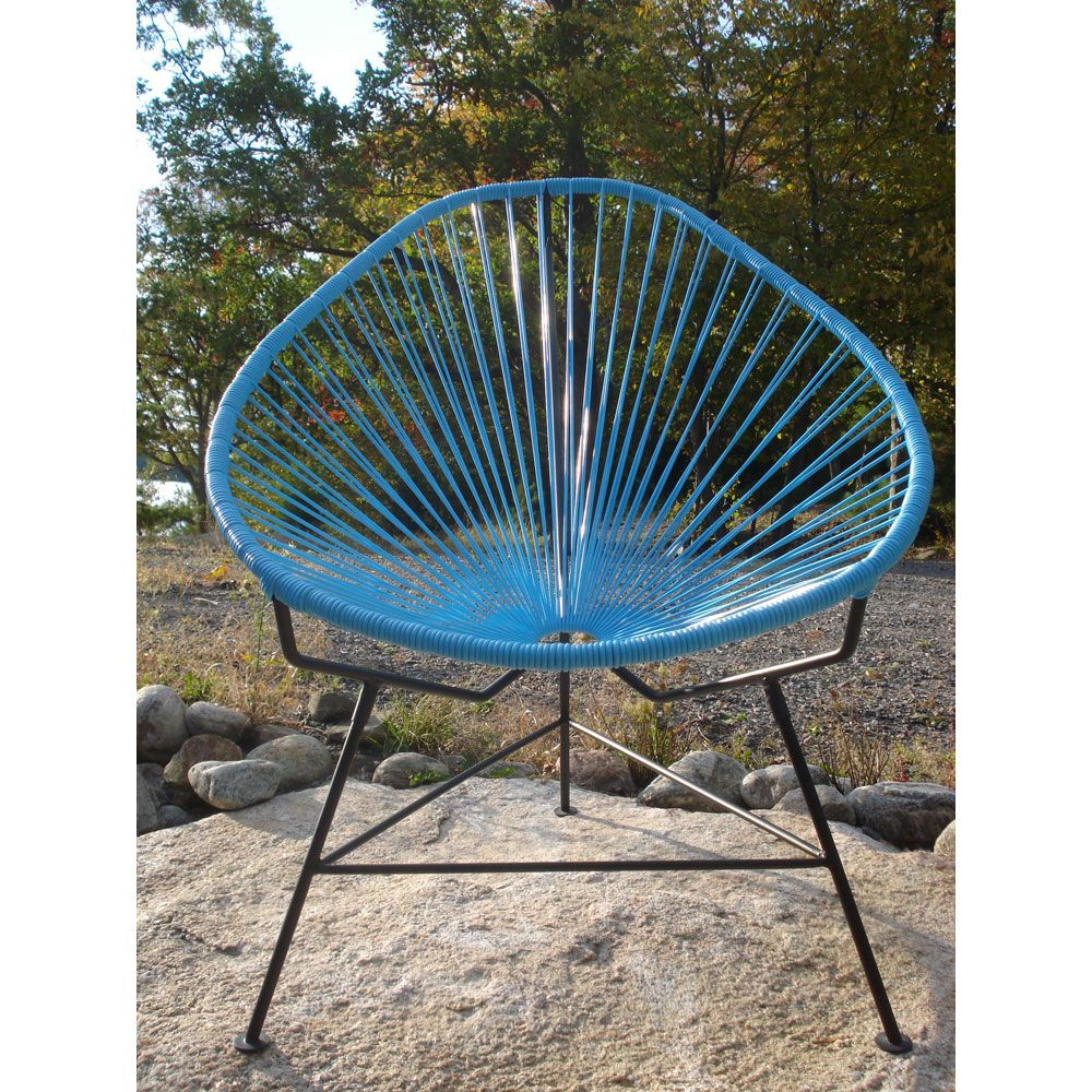 The Acapulco Chair. Very cool patio furniture - Acapulco Chair For The Home Pinterest Acapulco Chair, Acapulco
