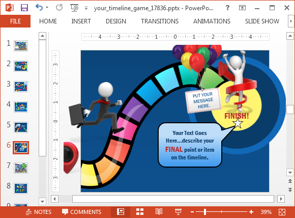 Powerpoint Board Game Template Interactive Powerpoint Powerpoint Game Templates Powerpoint Games
