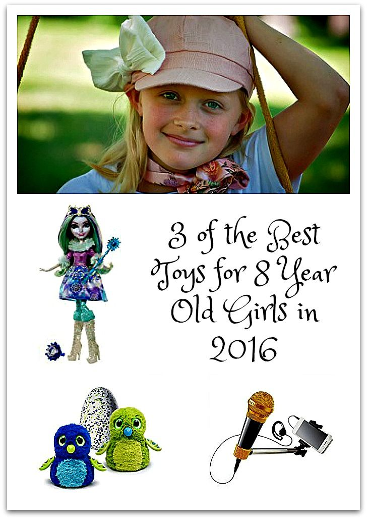 Wondrous 3 Of The Best Toys For 8 Year Old Girls In 2016 Best Toys For 8 Hairstyle Inspiration Daily Dogsangcom