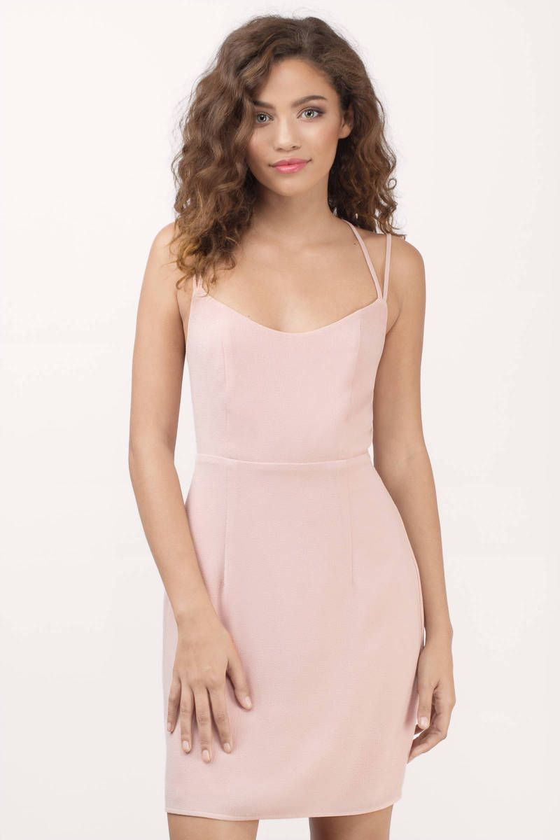 Be Your Lady Bodycon Dress in 2020 Bodycon dress, Pink
