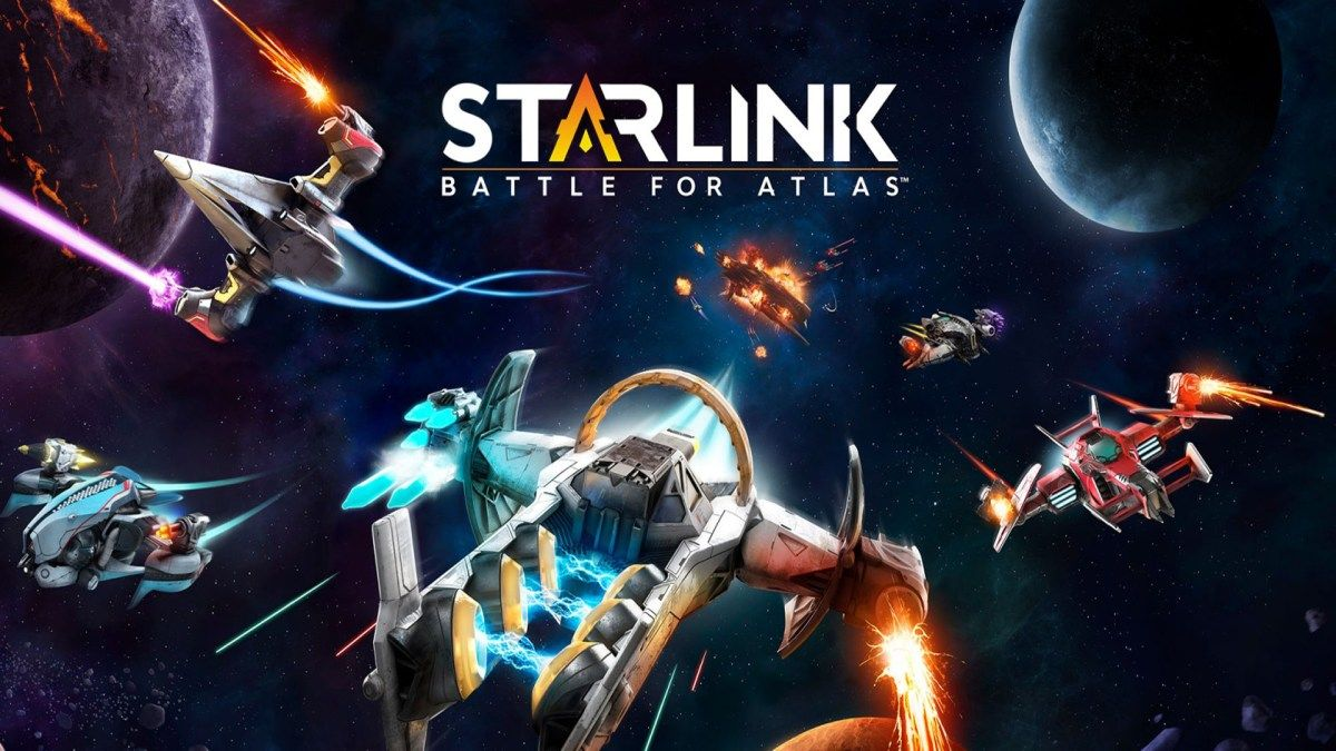 Games Coming This Year Starlink Battle for Atlas Battle