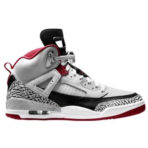 Black · Jordan Spizike - Men's - Wolf Grey/Gym Red/Black/White. Jordan  Casual ShoesMen's ...