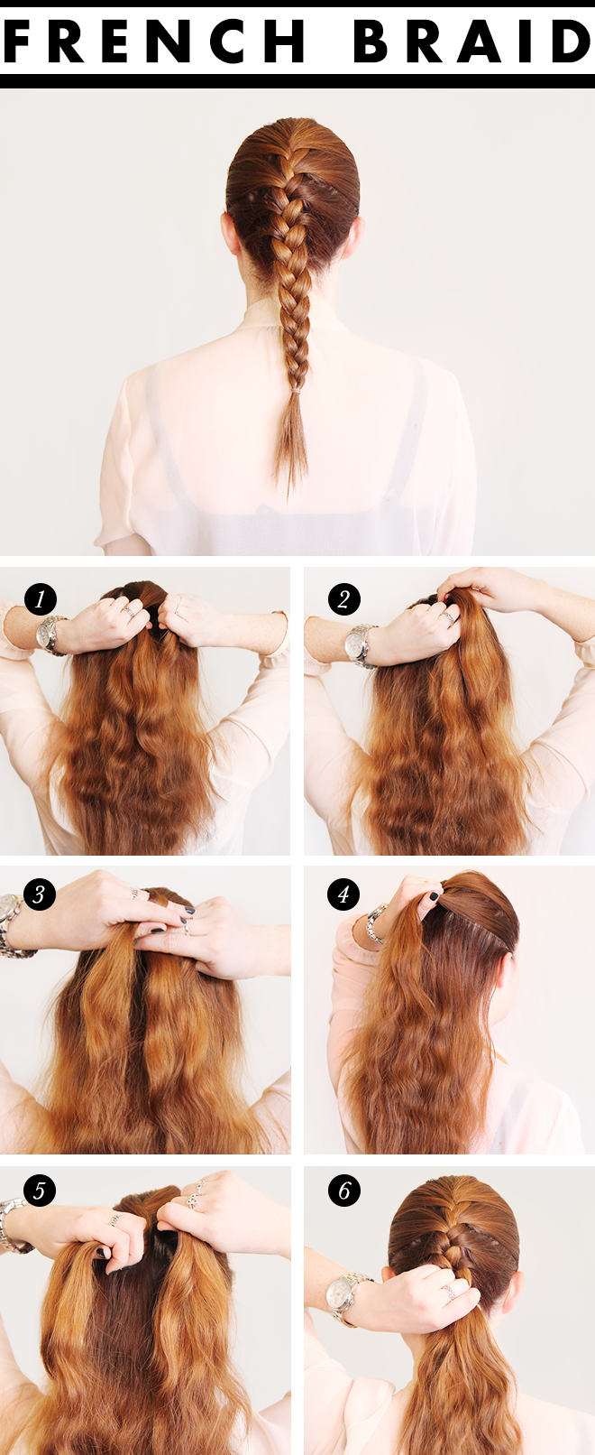 Basic Training: How to FrenchBraid