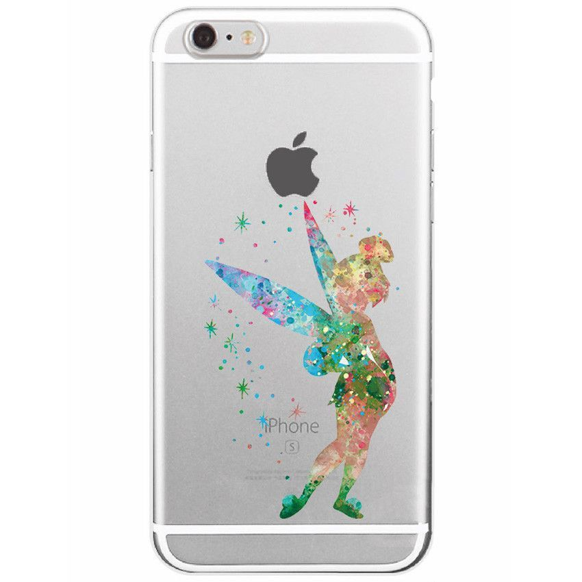Funda iPhone 6 / 6S flores de acuarela bonita hola primaver