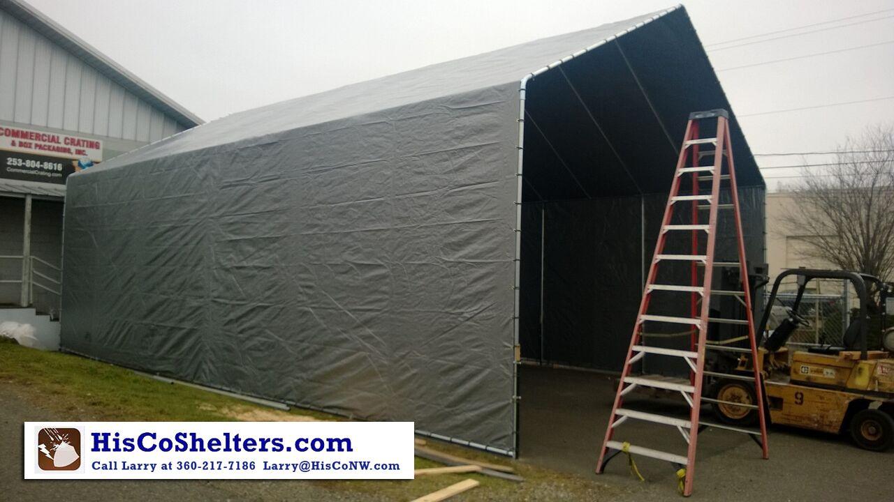 MakeYourOwn Portable Carport Shelter kits.**Long Lasting