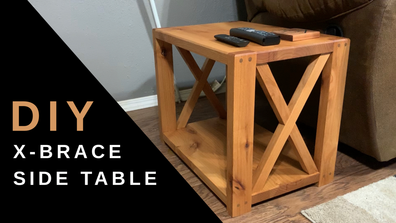 Come see how I make it! Diy end tables, Diy side table