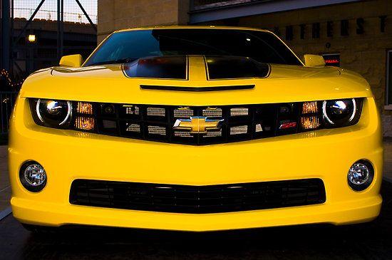 Awesome Chevy Camaro Transformer Edition Camaro Transformers