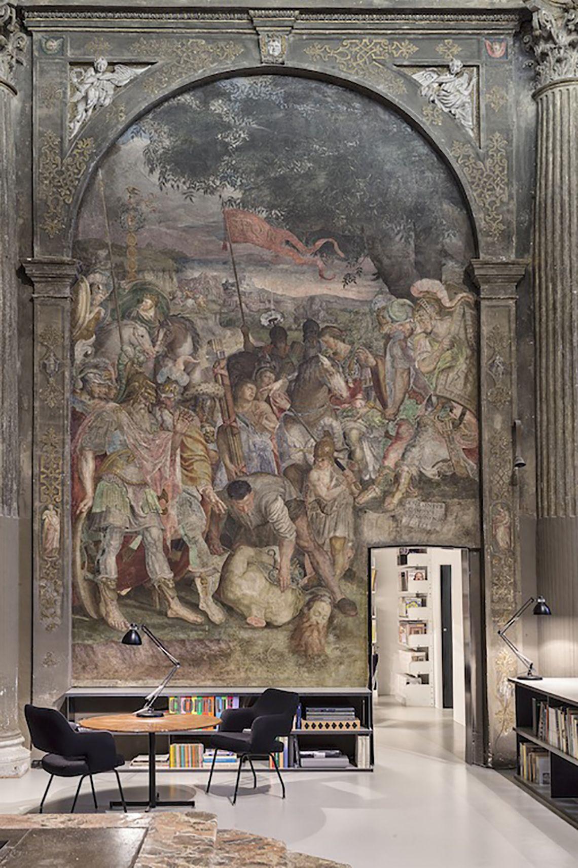 Chiesa san paolo converso cls architetti studio milano for Architetti d interni famosi