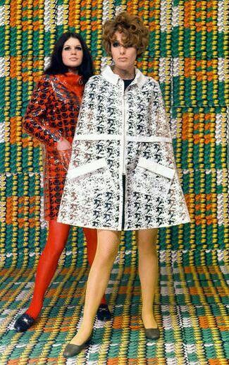 Plastic cape & mack