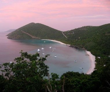 Jost Van Dyke, British Virgin Islands: White Bay Villas & Seaside Cottages