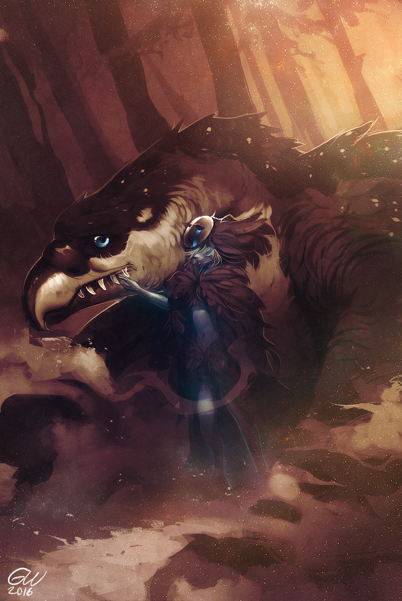 """grypwolf: """"  In order to protect them to the end  """""""
