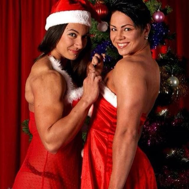 sexy-christmas-female-bodybuilders-girls