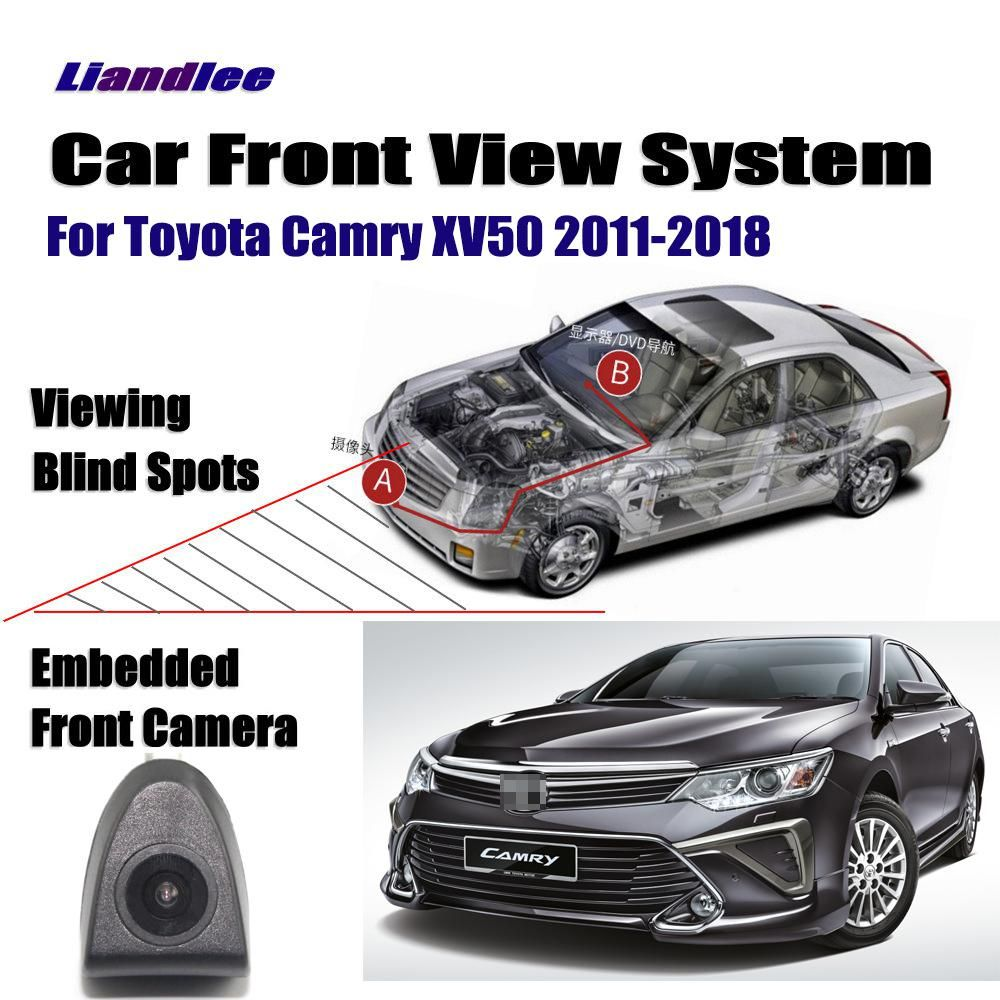 Toyota Camry: Switching the display