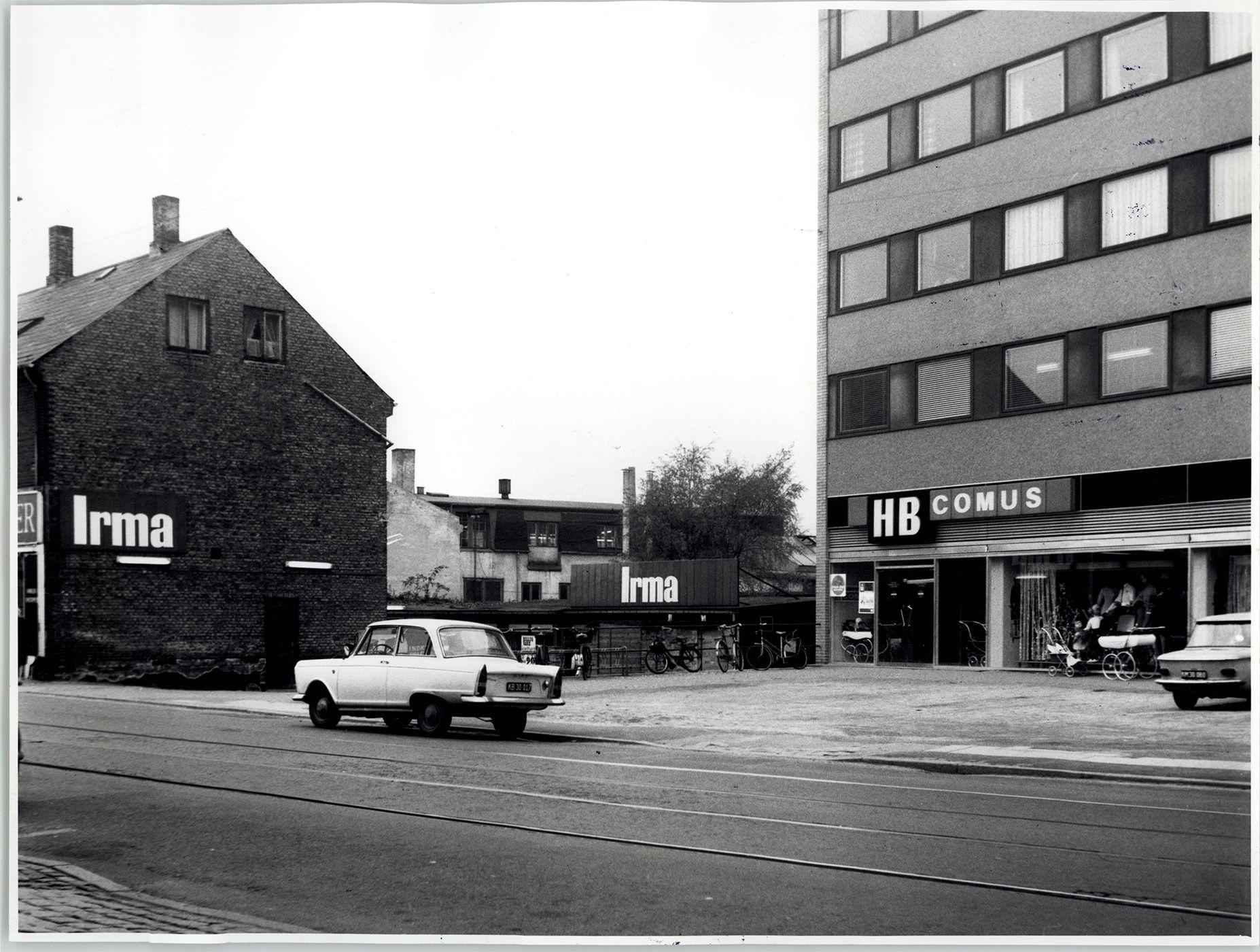 Valby Langgade HB - Irma. 1966