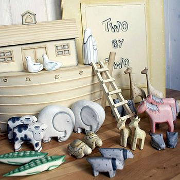 Noah's Ark by The Chic Country Home £75