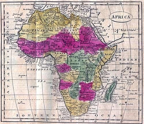 old biafra map   Politics in Nigeria   Africa map, African