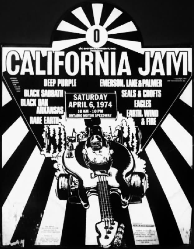 cal jam concert posters there were 2 california jams this poster 1950 Foreign Cars cal jam concert posters there were 2 california jams this poster was from the first concert the second concert was in 1978