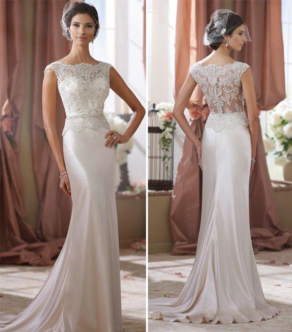 Vestidos de novia David Tutera otoño 2014 | Vestidos de novia ...