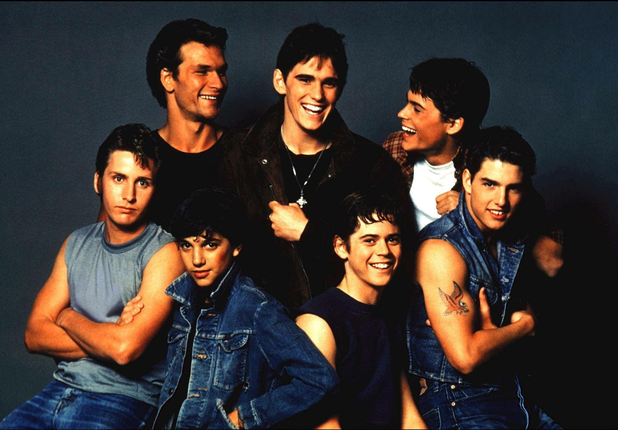 The Outsiders, 1983.