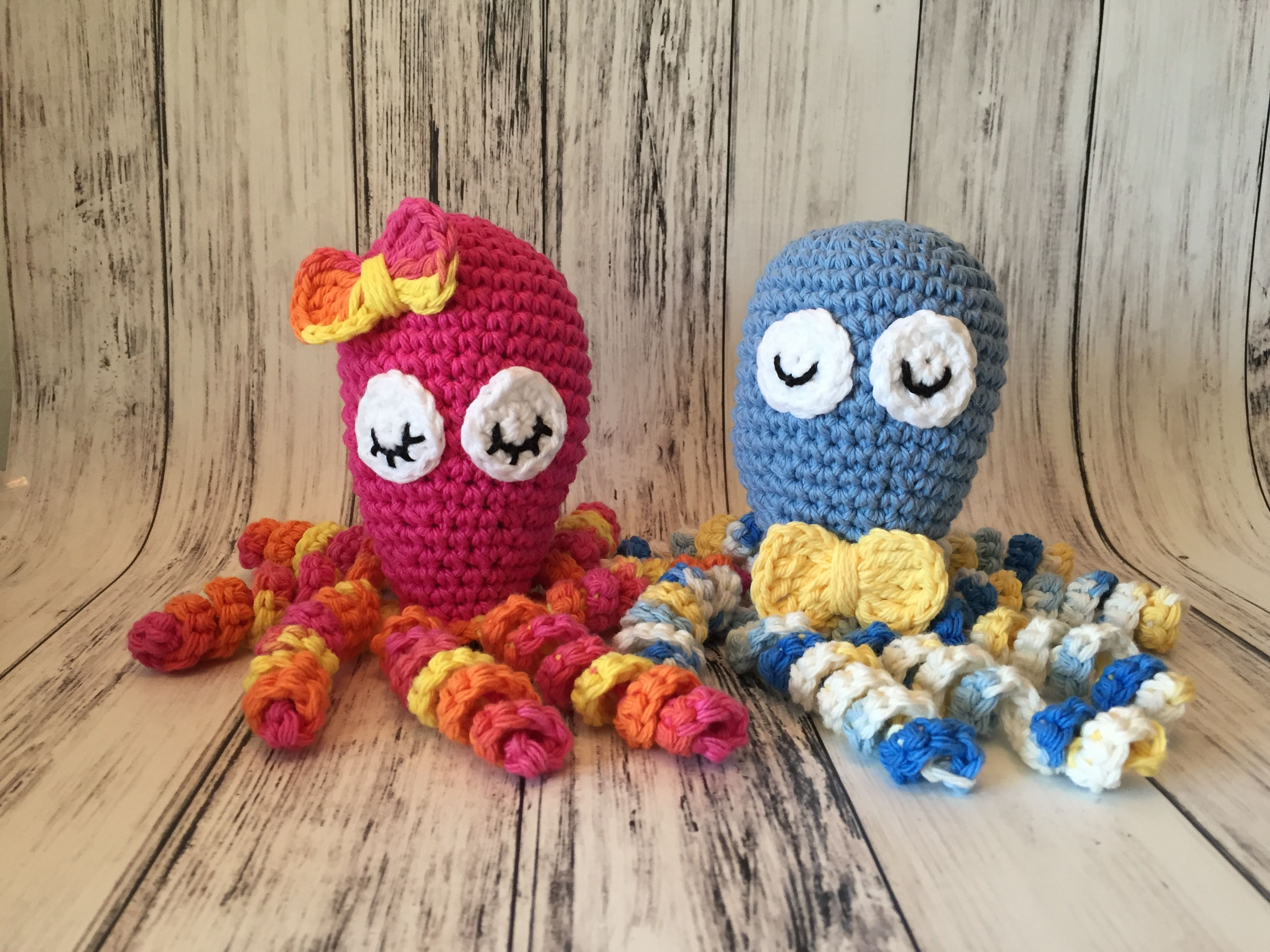 octopus for a preemie this is beginning to be introduced in poole