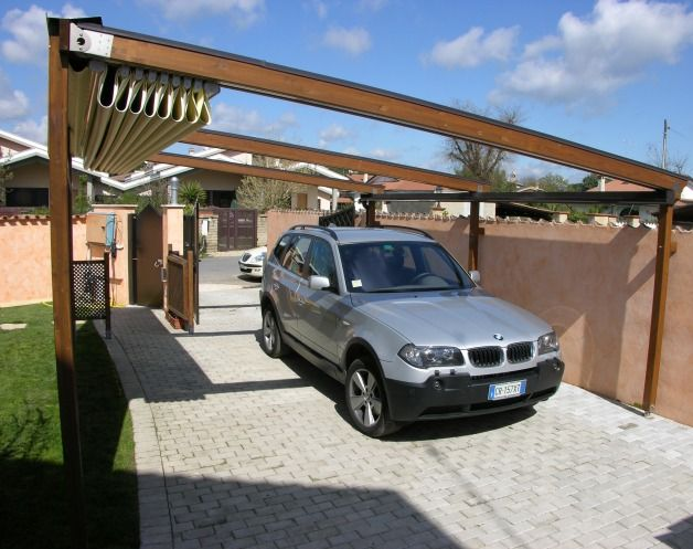 Matera tende e arredi coperture per auto e carport roma