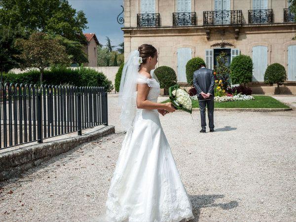 Maryfrance Coiffeuse Creatrice Dans La Coiffure De Mariage Coiffure Mariage Robe De Mariee Coiffure
