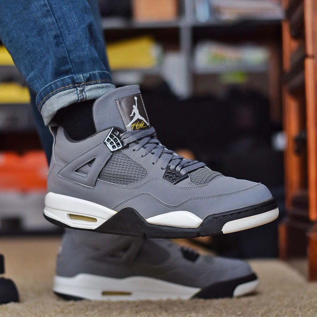cool grey 4s