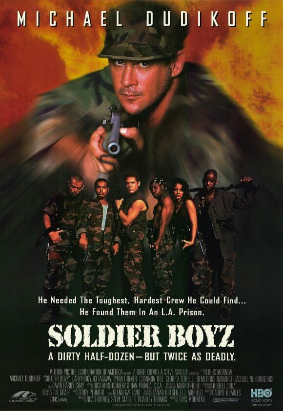 Soldier Boyz 1995 Full Movies Streaming Movies Online Hd Movies