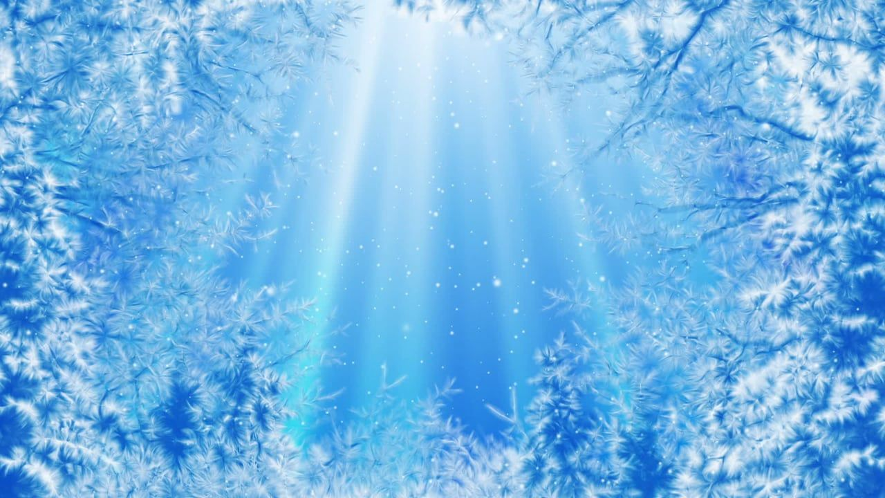 Winter Zoom Video Backgrounds Free