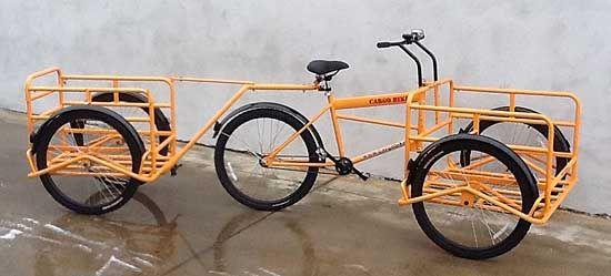 rower transportowy cargo bike italia titan 300 paka. Black Bedroom Furniture Sets. Home Design Ideas