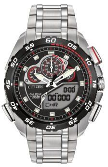 b19634be27b Citizen Mens Eco-Drive Promaster Super Sport Watch