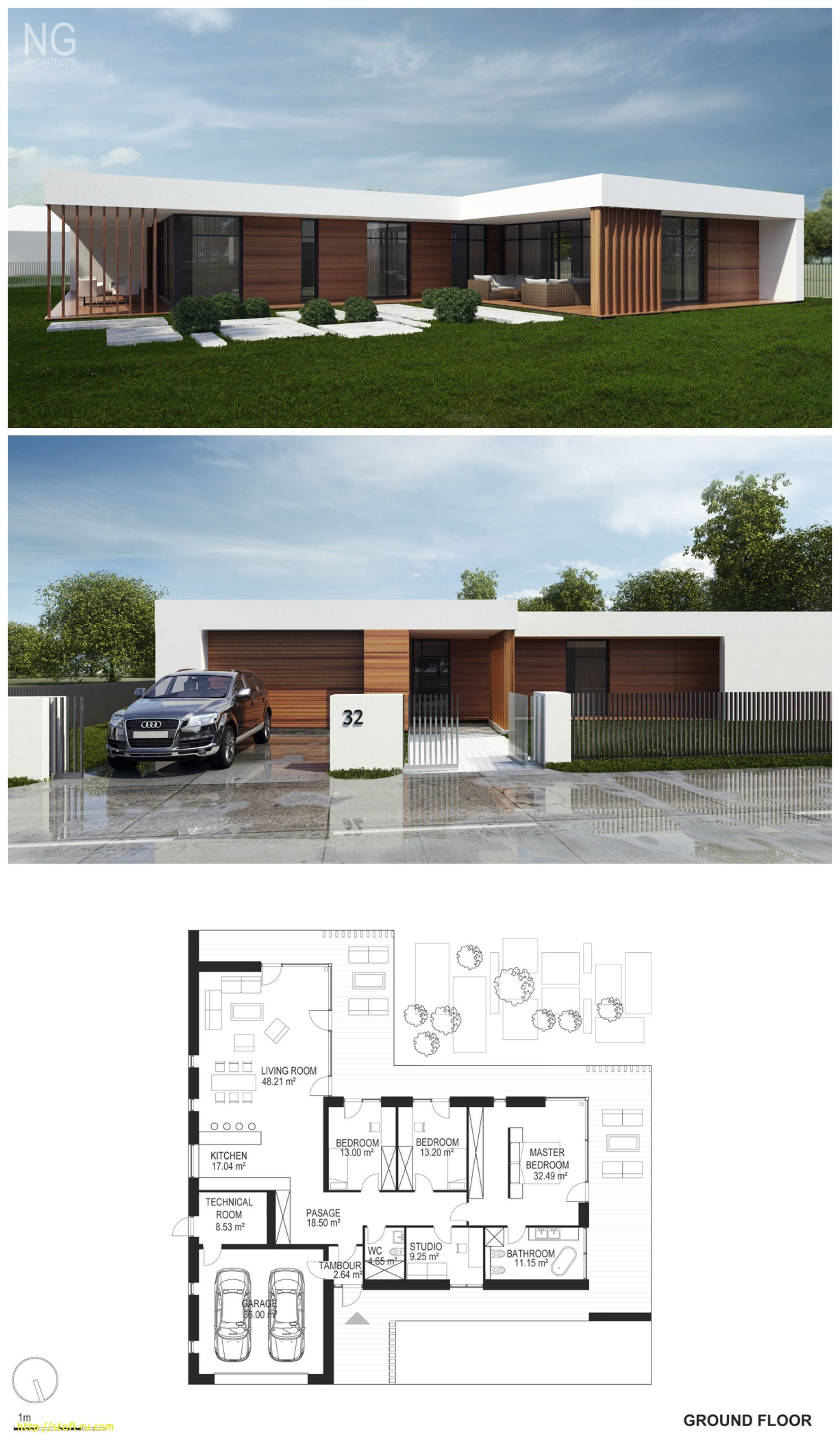 Modern House Plans Glass Walls Modern Style House Design Ideas Glasshousedesignplans Glasshouse Bungalow House Plans Bungalow Design Modern Bungalow House