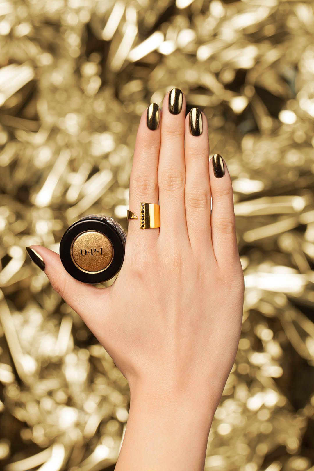 Chrome Powders | Chrome Effects | Pinterest | Nail nail, OPI and Opi ...