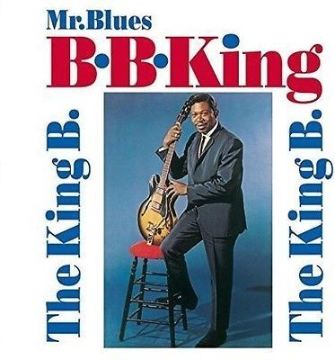 B. B. King - Mr. Blues LP