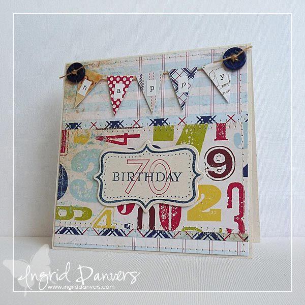 Happy 70th Birthday Cards Pinterest Birthday 70th Birthday