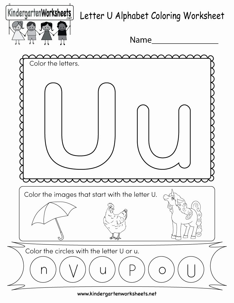 Coloring Activities for Nursery Pdf in 2020 (With images