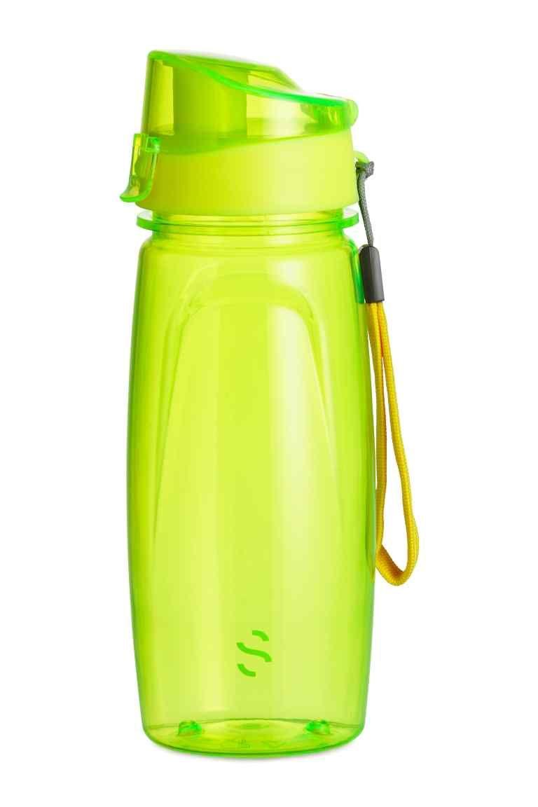 Бутылка для воды с крышкой | Бутылки с водой, Бутылка и Вода