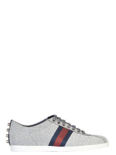 Silver shoes, Gucci shoes, Gucci