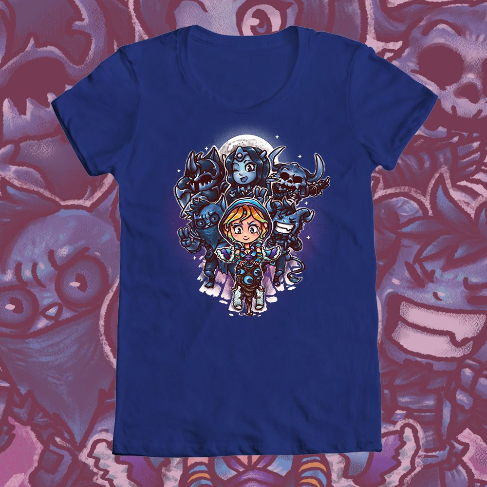 hey guys i just submitted a new design for welovefine and dota 2
