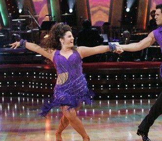 DWTS Season 6 Spring 2008 Marissa Winokur and Tony Dovolani