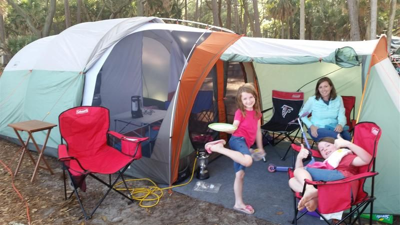 REI Kingdom 8 Tent & REI Kingdom 8 Tent | Our 2010 HHR | Pinterest | Tents Camping and ...