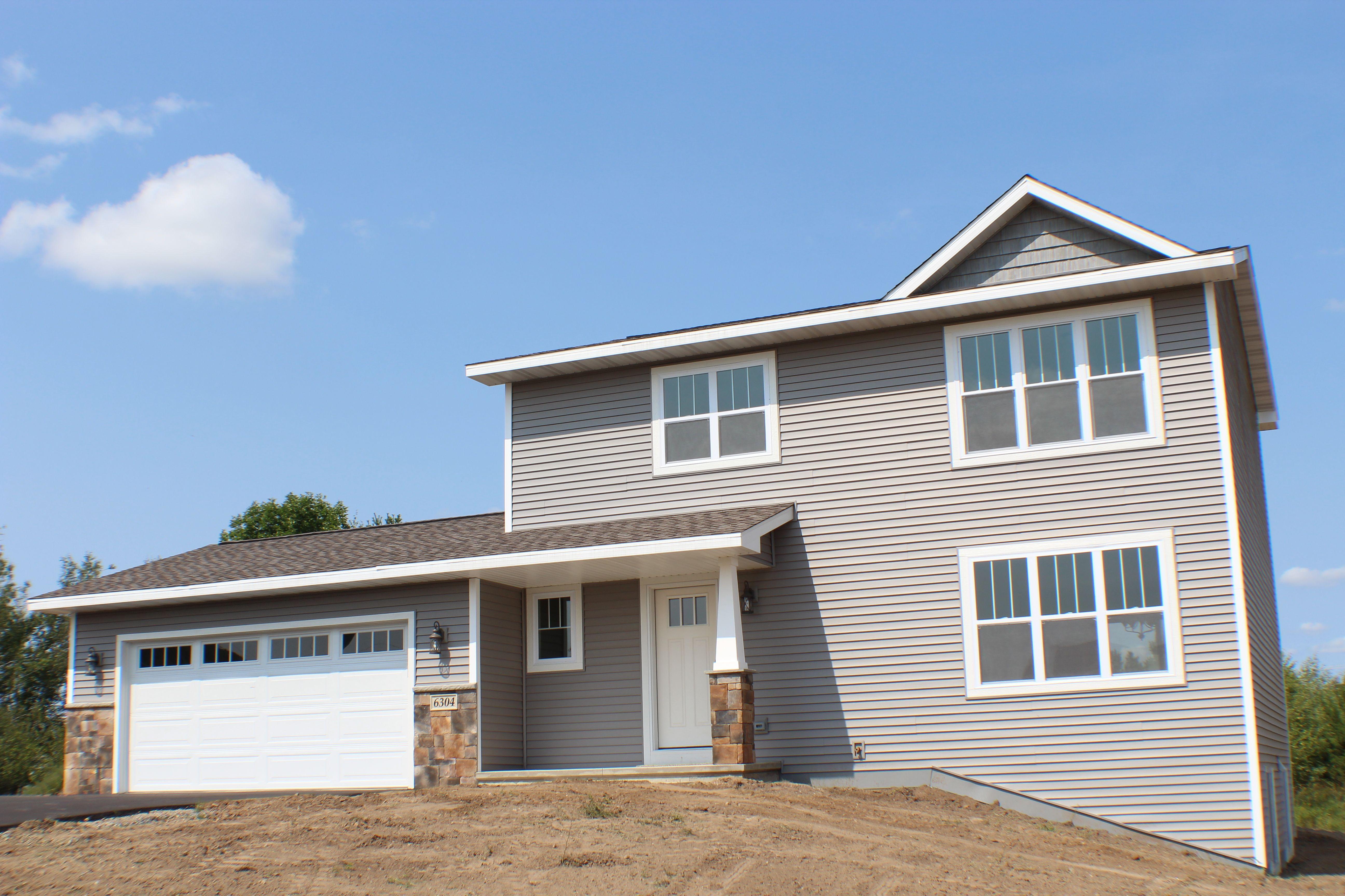 Best Rv54 Mocha Ii Floor Plan Two Story Oak Harbor Graphite 400 x 300