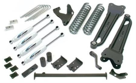 6 Inch Stage II Lift Kit with Pro Runner Shocks 05-07 FORD F250 and F350 4WD Diesel Pro Comp Suspension