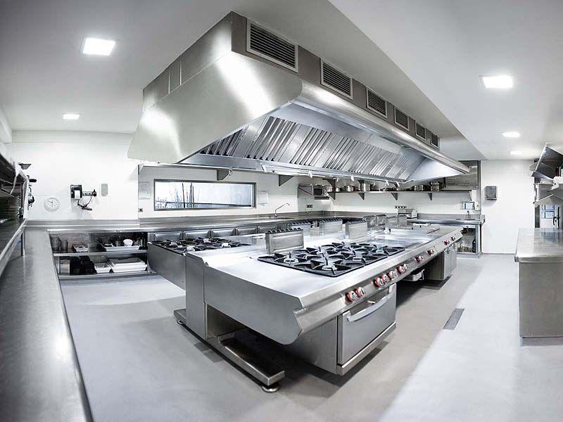 Cocina industrial y para grandes colectividades. | Mobiliario de ...